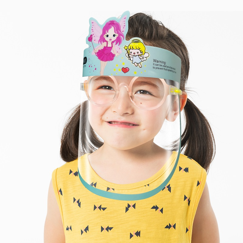 Children Face Shields